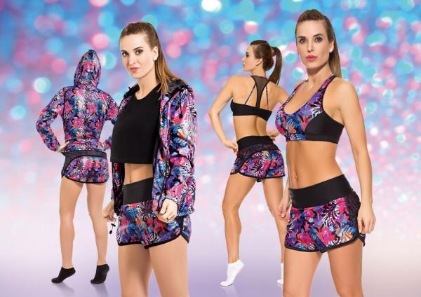 Cocot Sport - Short estampado Deportivo Mujer Primavera Verano 2017