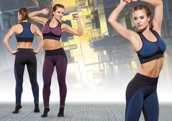 Cocot Sport - Top y calza combinada Deportiva Mujer Primavera Verano 2017