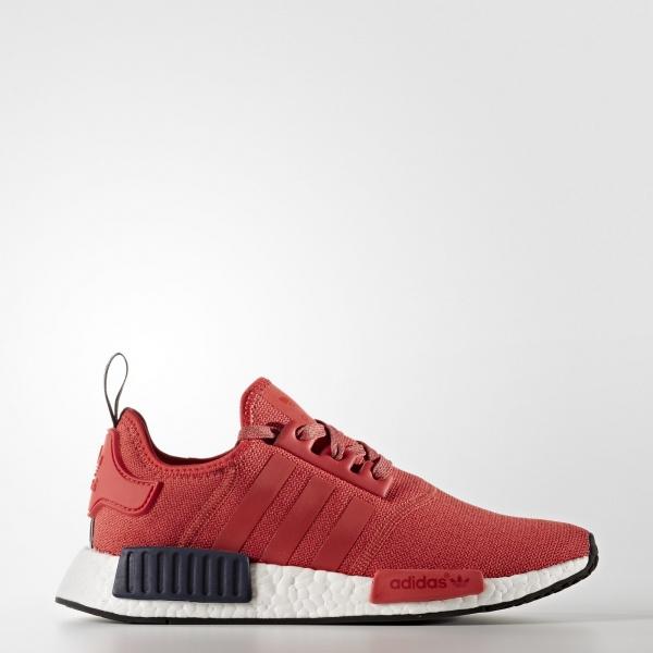 adidas zapatillas urbanas rojas originals nmd r1 2017