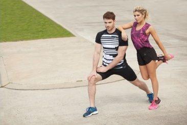 fibra humana coleccion ropa deportiva hombre y mujer primavera verano 2017