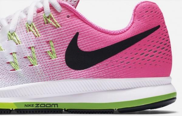 nike zapatillas parra correr mujer air zoom pegasus 33 2017