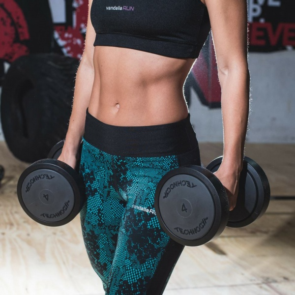 vandalia ropa fitness mujer primavera verano 2017
