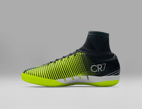 nike botines sin cordones mercurial cr7 chapter 3 discovery 2017