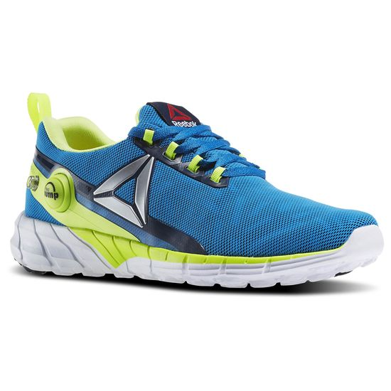 reebok zapatillas azules para correr zpump fusion 2 5 2017