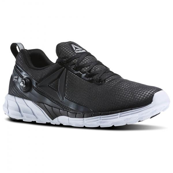 reebok zapatillas negras para correr zpump fusion 2 5 2017