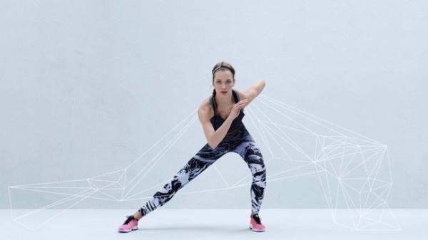 Nike - Ropa deportiva leggings y mallas estampadas