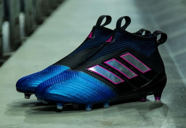 Adidas - Botines ACE17 Blue Blast 2017