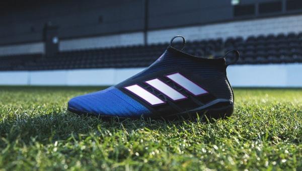 Adidas - Nuevos Botines ACE17 Blue Blast 2017