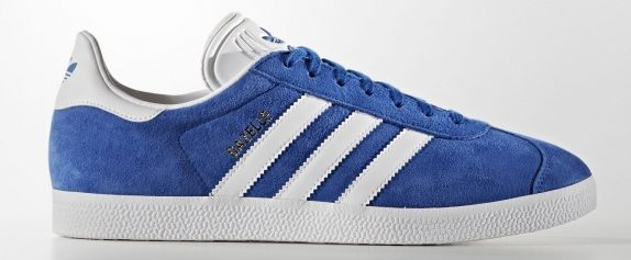 Adidas - Zapatillas Urbanas azules Originals Gazelle 2017