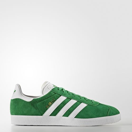 Adidas - Zapatillas Urbanas verdes Originals Gazelle 2017