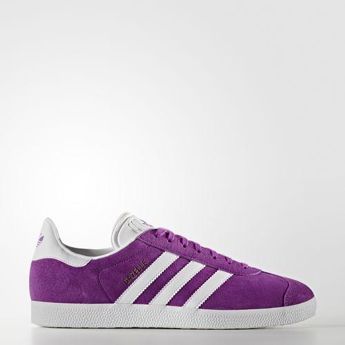 Adidas - Zapatillas Urbanas violetas Originals Gazelle 2017