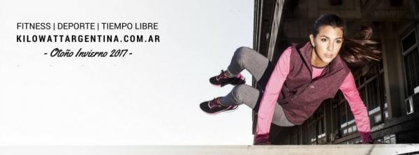Kilowatt - Ropa Deportiva Fitness Mujer Otoño Invierno 2017