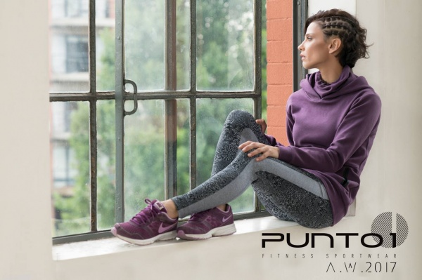 PUNTO1 - Catalogo Indumentaria fitness Otoño invierno 2017