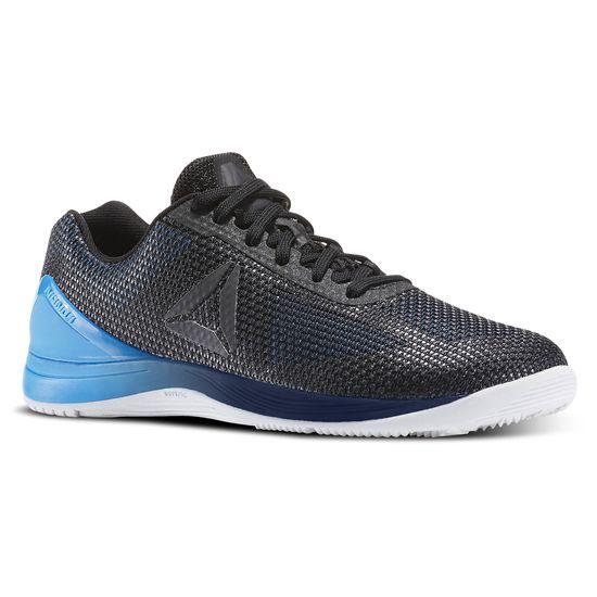 Reebok - Zapatillas Deportivas azules de CrossFit Nano 7