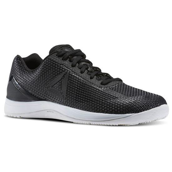 Reebok - Zapatillas Deportivas black white de CrossFit Nano 7
