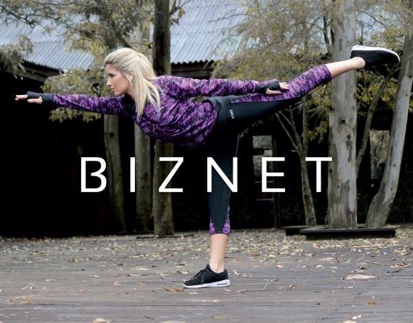 BIZNET - Campera estampada Deportiva Mujer Otoño Invierno 2017
