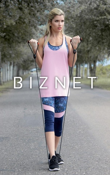 BIZNET - Musculosa Deportiva Mujer Otoño Invierno 2017