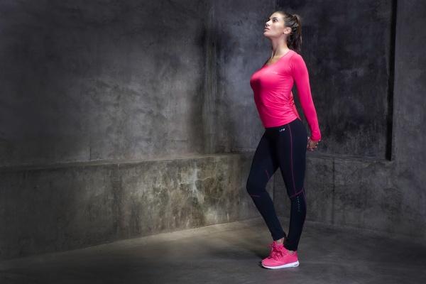 LadyFit - Conjunto deportivo Mujer otoño Invierno 2017