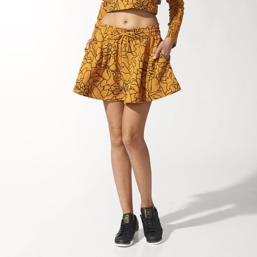 Adidas - Catalogo pollera estampada Mujer Primavera Verano 2017
