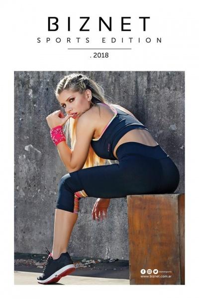 BIZNET - Coleccion Ropa Deportiva Mujer Primavera Verano 2018