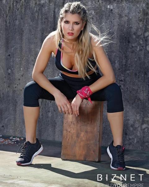 BIZNET - Conjunto Ropa Deportiva Mujer Primavera Verano 2018