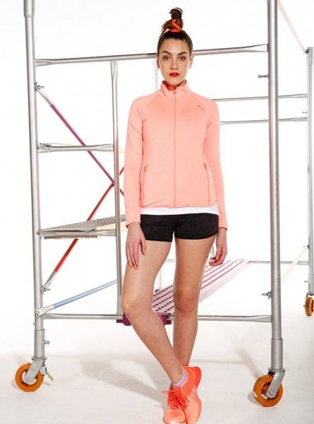 Destreza Deportiva - Campera deportiva primavera Fitness Mujer Verano 2018