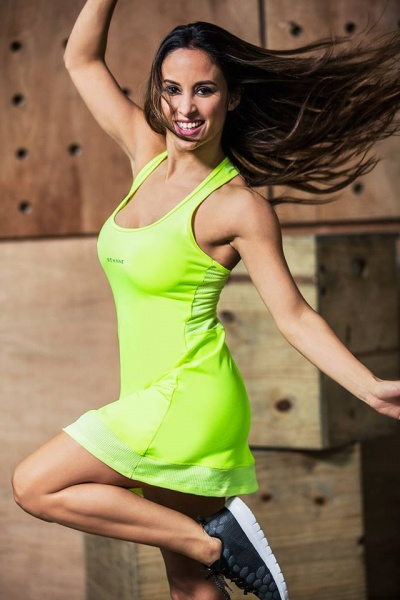 Sownne - Vestido Deportivo Mujer Primavera Verano 2018