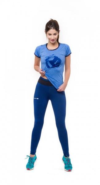 Kilowatt - Colección calza azul Deportiva Mujer Primavera Verano 2018
