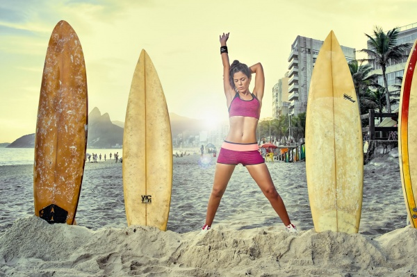 Kilowatt - Conjunto Deportivo Mujer Primavera Verano 2018