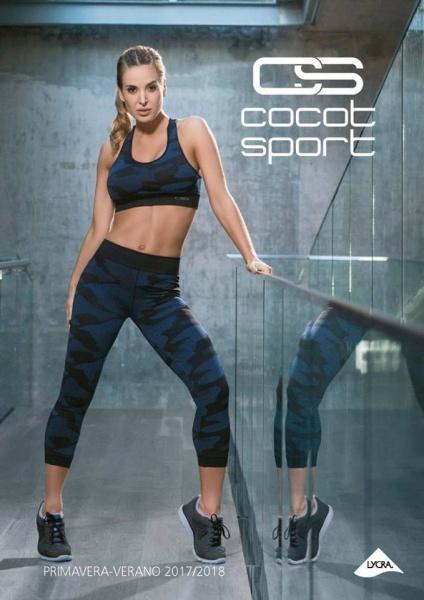 Cocot Sport - Conjunto deportivo Mujer Primavera Verano 2018