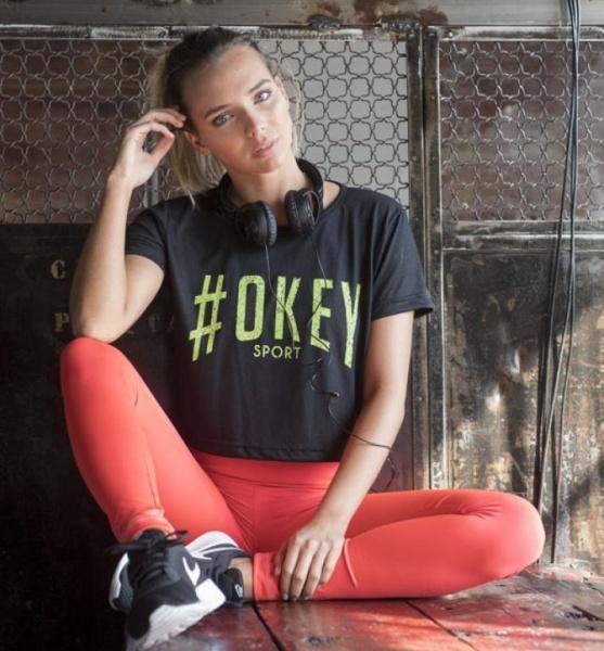Okey - Remra deportiva Mujer Verano 2018