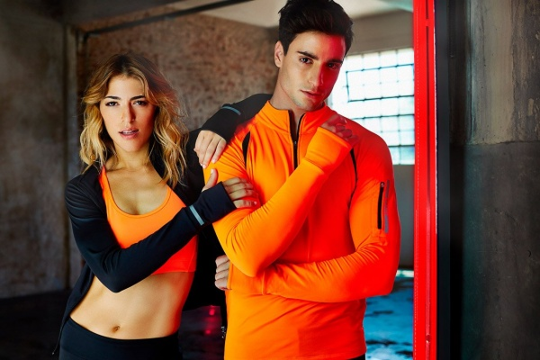 Sownne - Catalogo Ropa Deportiva Hombre Mujer Invierno 2018