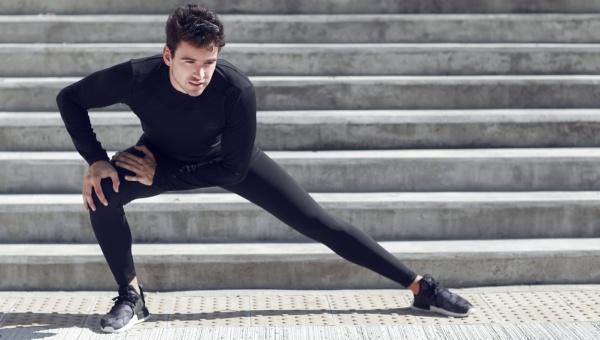 Basset - Remera manga larga y calza Deportiva Hombre Invierno 2018