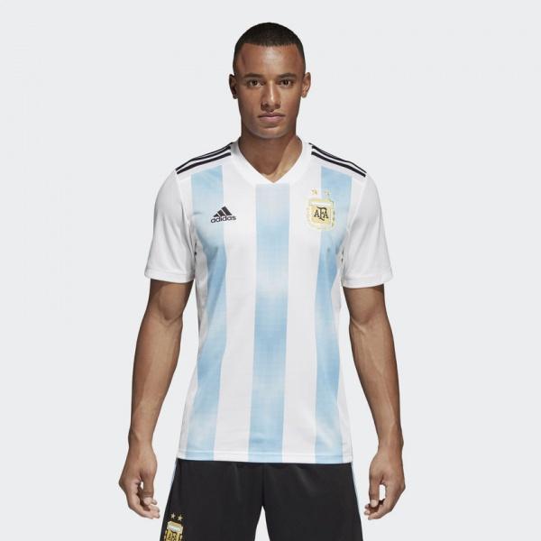 Adidas - Camiseta Argentina Mundial Rusia 2018