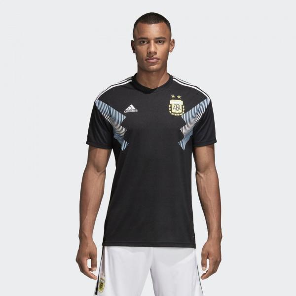 Adidas - Camiseta suplente Argentina Mundial Rusia 2018