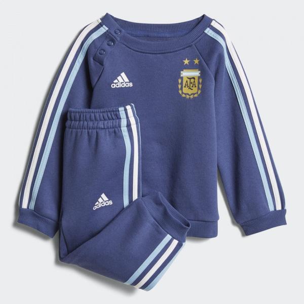 Adidas - Conjunto bebe Argentina Mundial Rusia 2018