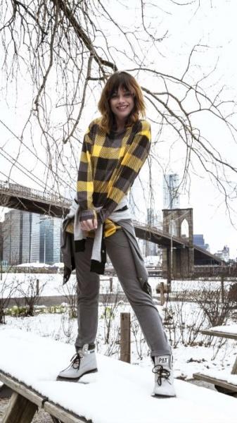 Laula - Conjunto urbano para mujer invierno 2018