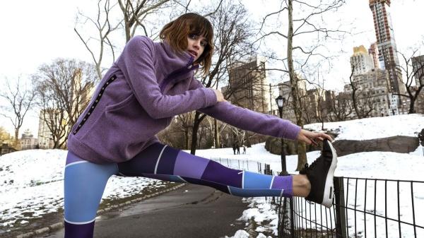 Laula - buzo y calza deportiva para mujer invierno 2018