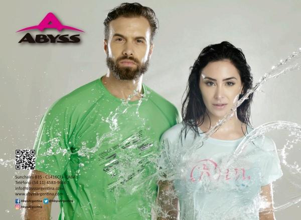 Abyss - Colección Ropa Deportiva Mujer hombre Primavera Verano 2018