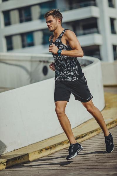 Admit One - Musculosa y short Hombre Primavera Verano 2019