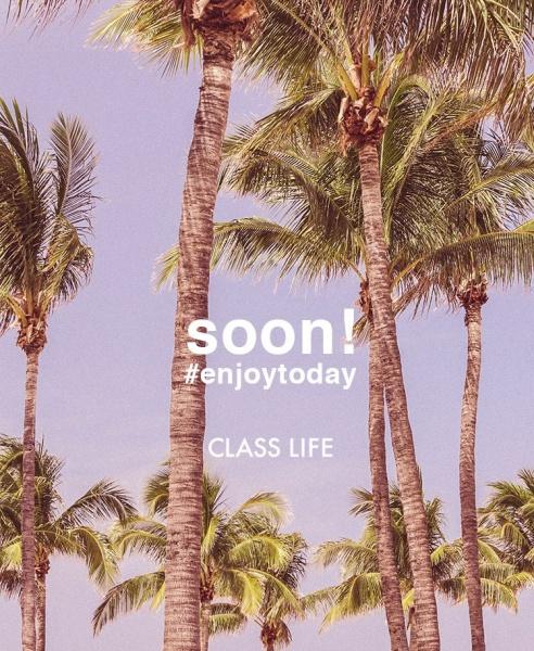 Class Life – Colección Ropa Deportiva Mujer Primavera Verano 2019