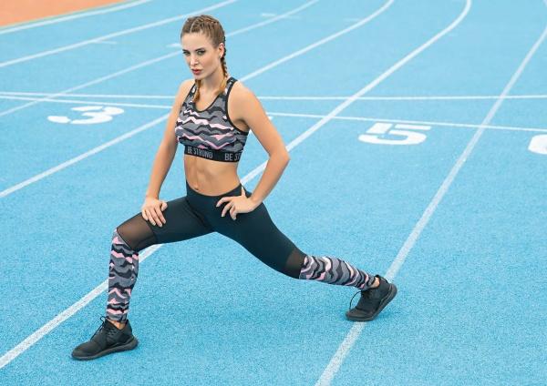Cocot Sport – Top y calza Deportiva Mujer Primavera Verano 2019