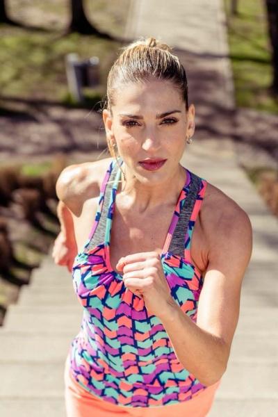 Dual Power - Musculosa deportiva Mujer Primavera Verano 2019