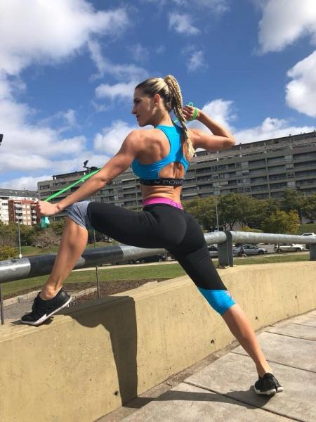 Dual Power - Top y calza deportiva Mujer Primavera Verano 2019