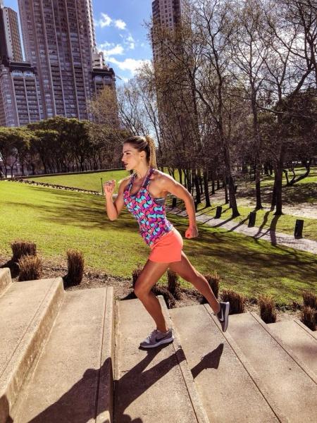 Dual Power - dhort y musculosa deportiva Mujer Primavera Verano 2019