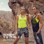 Keywhoss – Colección Ropa Deportiva Mujer Primavera Verano 2019