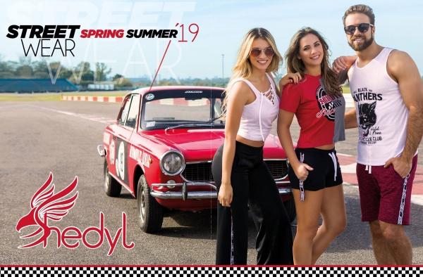 Shedyl - Coleccion Ropa Deportiva Primavera verano 2019