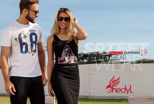 Shedyl - Coleccion Ropa Deportiva hombre mujer Primavera verano 2019