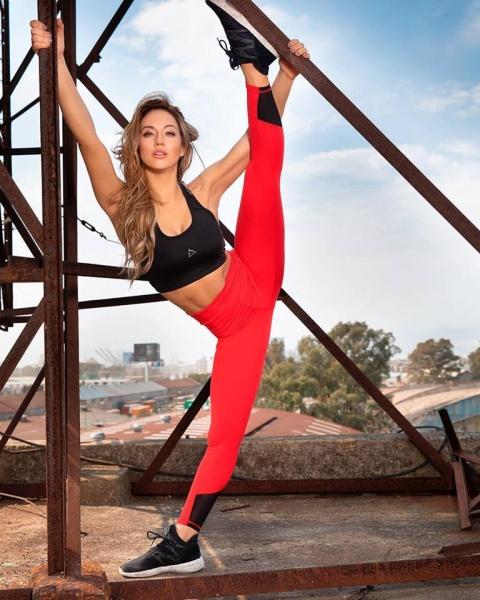 Fibra Humana - top deportivo mujer primavera verano 2019