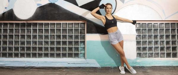 Fibra Humana - top y short deportivo mujer primavera verano 2019
